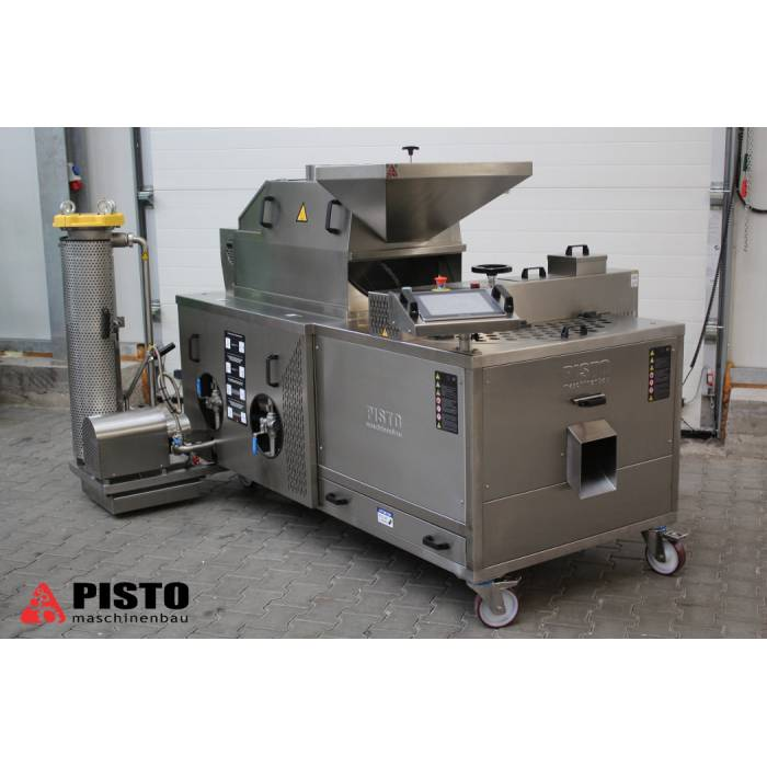 Nuts & Food Electric Batch Fryer